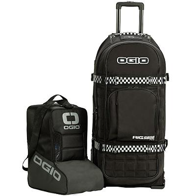 Bolsa De Equipamentos Ogio Rig 9800 Pro Wheeled Bag - Fast Times