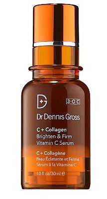 DR. DENNIS GROSS SKINCAREC+ Collagen Brighten & Firm Vitamin C Serum