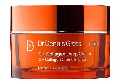 DR. DENNIS GROSS SKINCARE Vitamin C+ Collagen Deep Cream