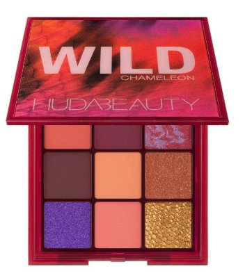 HUDA BEAUTY Wild Obsessions Eyeshadow Palette