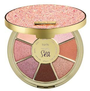TARTE Sizzle Eyeshadow Palette - Sea Collection