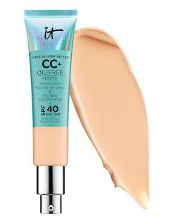 IT COSMETICS CC+ Cream Oil-Free Matte with SPF 40