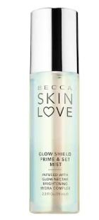 BECCA Skin Love Glow Shield Prime & Set Mist