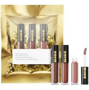PAT MCGRATH LABS Mini LUST: Gloss™ Trio Skin Show Nudes