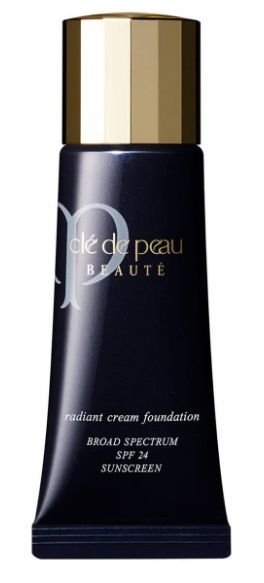 CLÉ DE PEAU Radiant Cream Foundation SPF 24