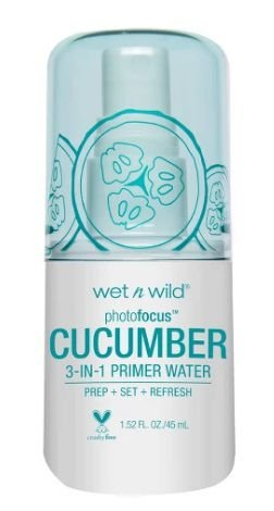 Wet N Wild Photo Focus Primer Water Cucumber