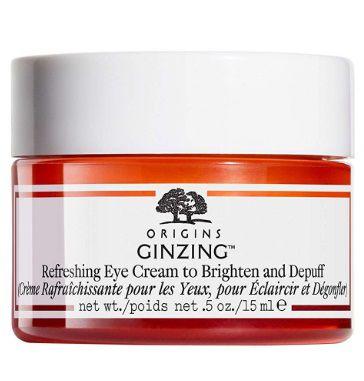 ORIGINS GinZing™ Refreshing Eye Cream to Brighten and Depuff