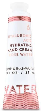 ROSE WATER Hyaluronic Acid Hydrating Hand Cream