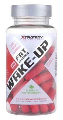 XTRATEGY WAKE-UP Fat Burner 60cap