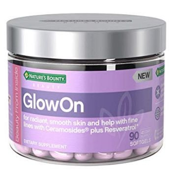 NATURE´S BOUNTY GlowOn Beauty Multivitamins 90cap