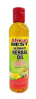 AFRICA´S BEST Ultimate Herbal Oil 237ml