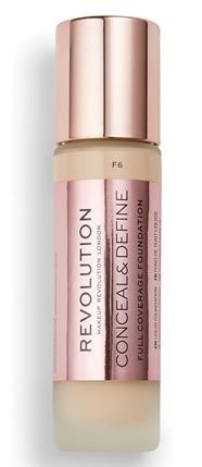 REVOLUTION Conceal & Define Foundation