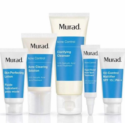 MURAD Kit Acne 30 days