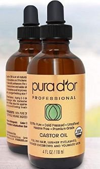 PURA D'OR Castor Oil