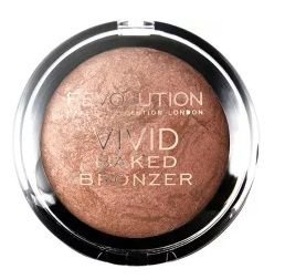 REVOLUTION Vivid Baked Bronzer 'Golden Days'