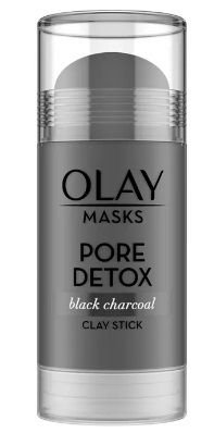 OLAY Pore Detox Black Charcoal Clay Face Mask Stick Facial Cleanser