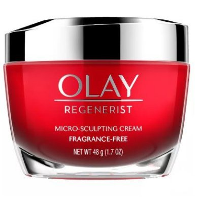 OLAY Regenerist Fragrance Free Micro-Sculpting Cream