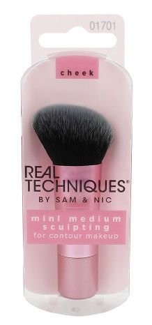 REAL TECHNIQUES by Sam & Nic Chapman Mini Medium Sculpting Brush