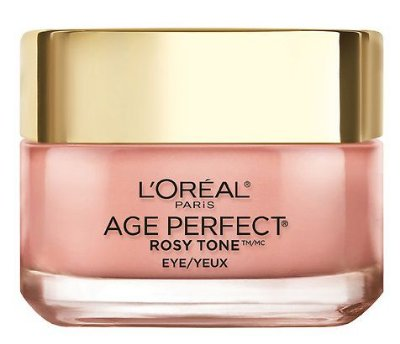 L'OREAL PARIS Age Perfect Rosy Tone Anti-Aging Eye Brightener Paraben Free