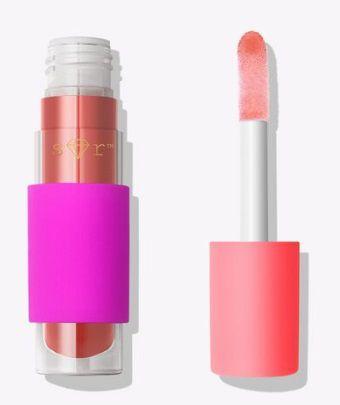 TARTE sugar rush™ lip sip vegan lip oil - fresh pressed (nude)
