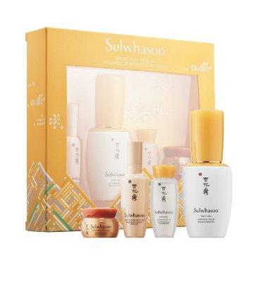 SULWHASOO Bestsellers Trial Kit