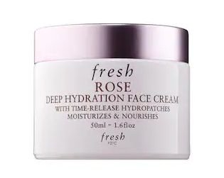 FRESH Rose & Hyaluronic Acid Deep Hydration Moisturizer