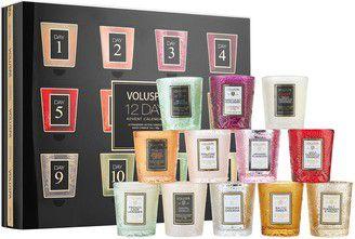 VOLUSPA Advent Calendar Mini Candle Set