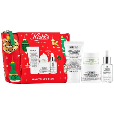 KIEHL'S SINCE 1851 Brighten Up & Glow
