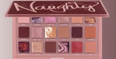 HUDA BEAUTY The Naughty Palette