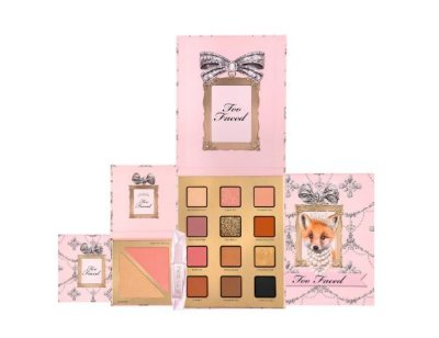 "Too Faced Enchanted Beauty Makeup Set ""Foxy Neutrals"""
