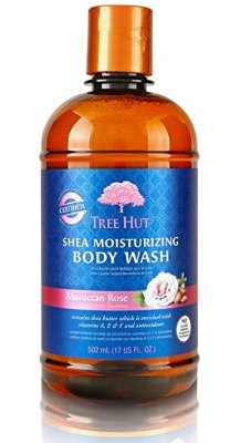 TREE HUT Body Wash Moroccan Rose