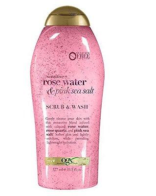 OGX Rose Water Body Scrub