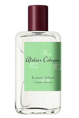 ATELIER COLOGNE Lemon Island Cologne Absolue Pure Perfume