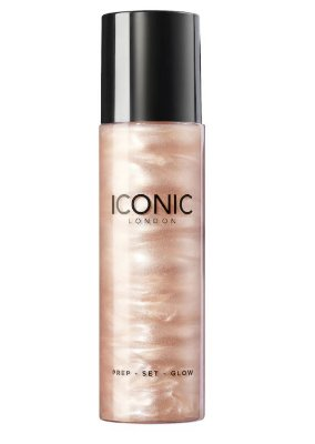 ICONIC LONDON Prep Set Glow Hydrating Spray