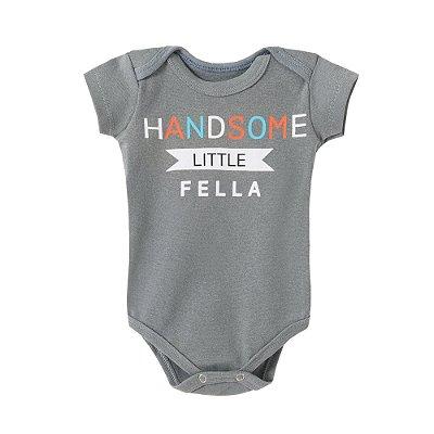 Body Bebê Chumbo Handsome Little Fella - BELA