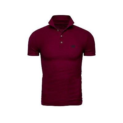 Camisa Polo Phox Premium Bordô - 1010-06