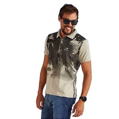 Camisa Polo Mormaii Cor Sortida  Estampada - 54963
