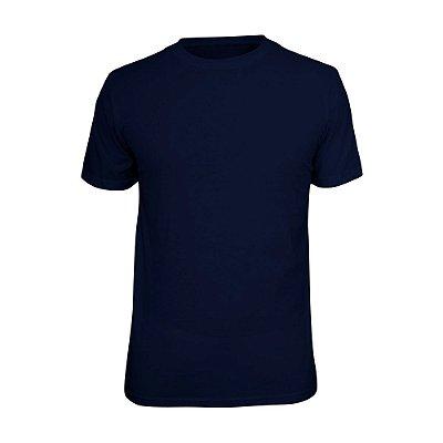 Camiseta Básica Lisa Phox Marinho - 1030 - 03