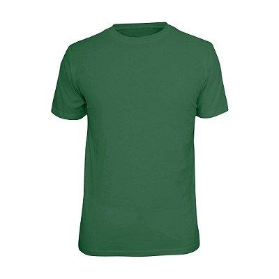 Camiseta Básica Lisa Phox Verde Militar - 1030 - 09