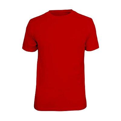 Camiseta Básica Lisa Phox Vermelho - 1030 - 08