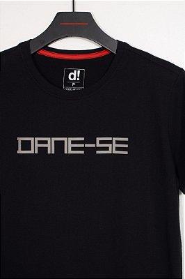 camiseta dane-se map preto