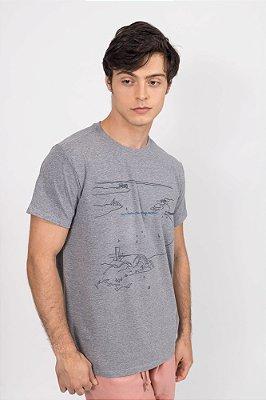 camiseta pampulha collection mescla