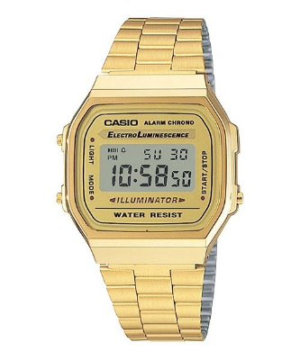 casio m gold/gold
