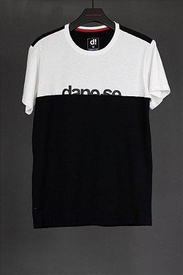 camiseta dane-se esquadro p&b