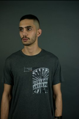 camiseta bucólica