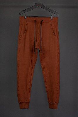 calça dane-se marrom