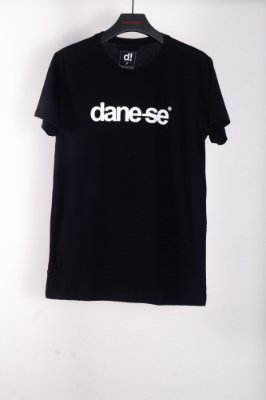 camiseta dane-se preto