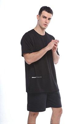 camiseta over collection new wave preta