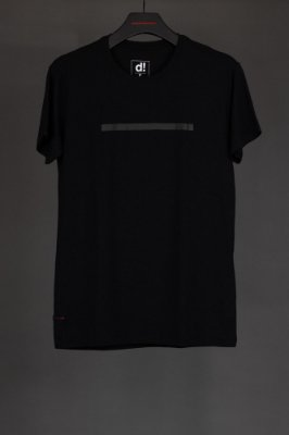 camiseta traço all black