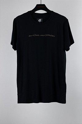 camiseta dane-se collection cp comfy preto